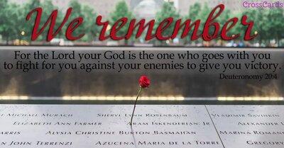 We Remember 9-11