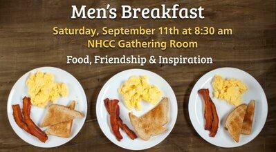 Sep Men's Breakfast