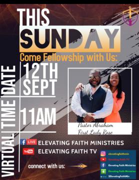 Sunday 9 12
