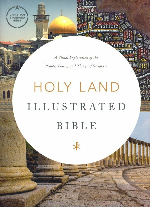 CSB Holy Land Illustrated Bible Notes