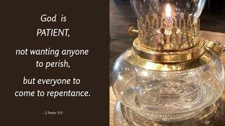 Patience 7 God Is Patient
