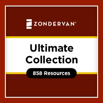 Zondervan Ultimate Collection (858 Resources)