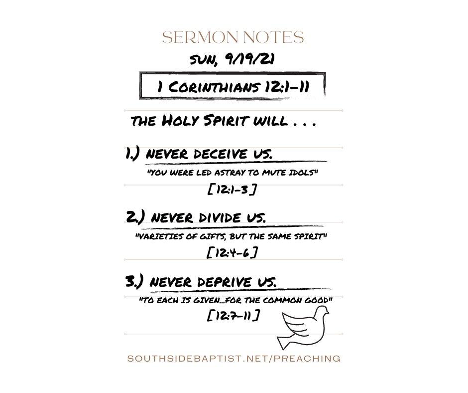 2021-09-19 Sn | Sermonic Insights