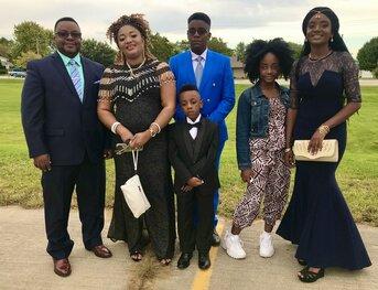 Muholeza Family 1