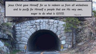 Goodness 2 Jesus Christ Gave Himself