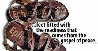 Shoes Of Gospel