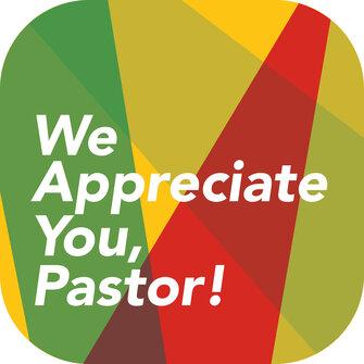 Pastor Apprciation