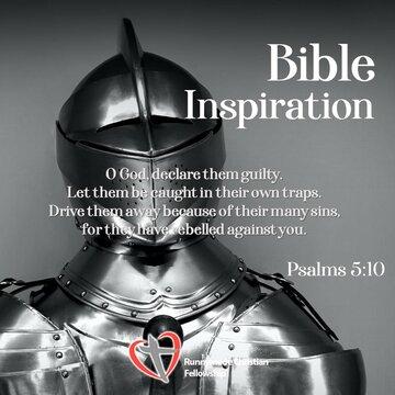 Psalms 5 10