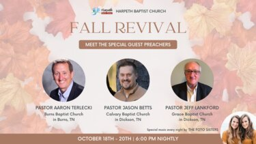 Fall Revival Landscape