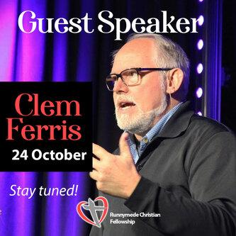 Guest Clem Ferris