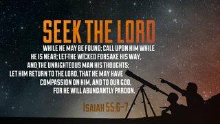 Isaiah 556–7 [Widescreen]