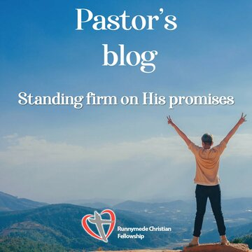 Standing Firm On His Promises