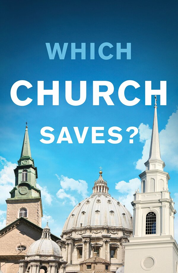 What's the deal with the Church? Do you have to be a member of it in order to be saved?