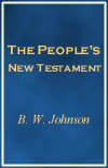 The People's New Testament (PNT)