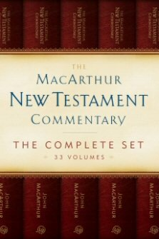 The MacArthur New Testament Commentary Series (MNTC) (33 vols.)