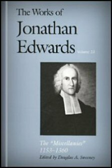 The Works of Jonathan Edwards, vol. 23: The