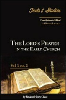 The Lord's Prayer in the Early Church