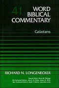 Word Biblical Commentary, Volume 41: Galatians (WBC)