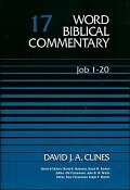 Word Biblical Commentary, Volume 17: Job 1–20 (WBC)