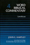 Word Biblical Commentary, Volume 4: Leviticus (WBC)