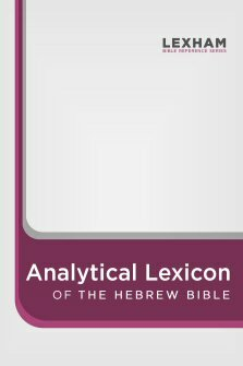 Lexham Analytical Lexicon of the Hebrew Bible