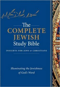 The Complete Jewish Study Bible Notes