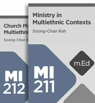 Mobile Ed: Ministering in Multiethnic Contexts Bundle (2 courses)