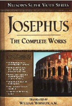 cover of the works of josephus