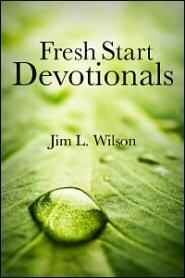 Fresh Start Devotionals