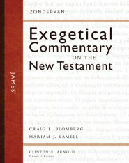 James (Zondervan Exegetical Commentary on the New Testament | ZECNT)