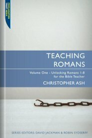Teaching Romans, vol. 1