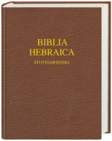 Biblia Hebraica Stuttgartensia: SESB 2.0 Version with Apparatus and WIVU Introduction