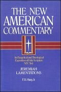 Jeremiah, Lamentations (The New American Commentary | NAC)