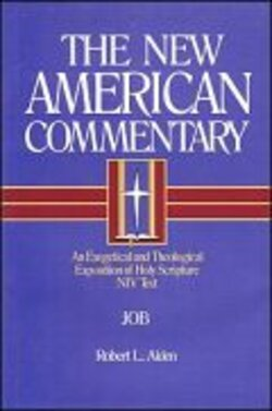 wisdom literature book of job commentary