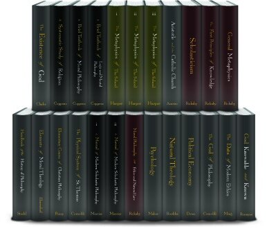 Neo-Scholastic Theology and Philosophy Collection (24 vols.)
