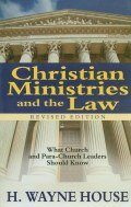 Christian Ministries and the Law: Revised Edition