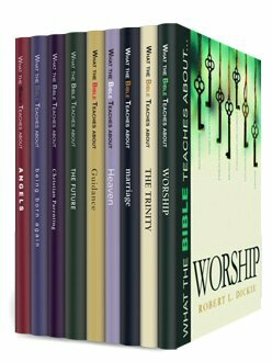 What the Bible Teaches Series (9 vols.)