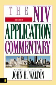 Genesis (NIV Application Commentary | (NIVAC)