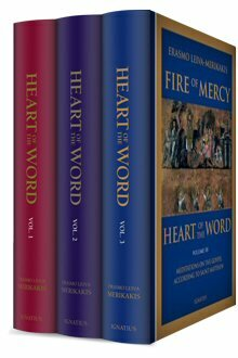 Fire of Mercy, Heart of the Word: Meditations on the Gospel according to Saint Matthew (3 vols.)