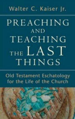 book cover image of Walter Kaiser's book on eschatology
