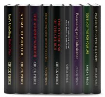 Chuck D. Pierce Collection (9 vols.)