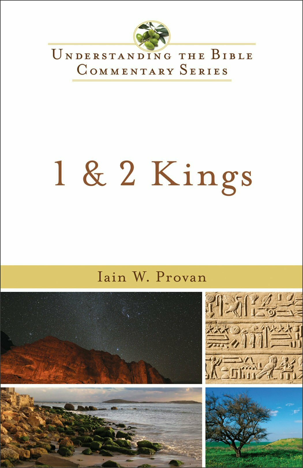 1 & 2 Kings (Understanding the Bible Commentary | UBC)