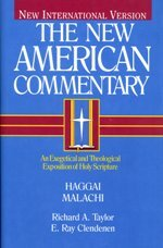 Haggai and Malachi (New American Commentary | NAC)