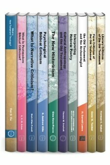 Guides to Biblical Scholarship Series (10 vols.)