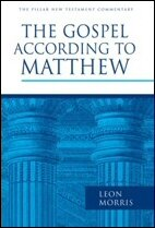 The Gospel according to Matthew (Pillar New Testament Commentary | PNTC)