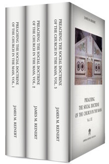 Preaching the Social Doctrine of the Church in the Mass (3 vols.)