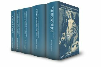 The New International Commentary on the Old Testament | NICOT: Wisdom Literature (5 vols.)