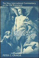 The Book of Deuteronomy (The New International Commentary on the Old Testament | NICOT)