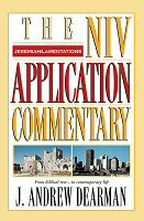 Jeremiah, Lamentations (NIV Application Commentary | NIVAC)