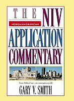 Hosea, Amos, Micah (NIV Application Commentary | NIVAC)